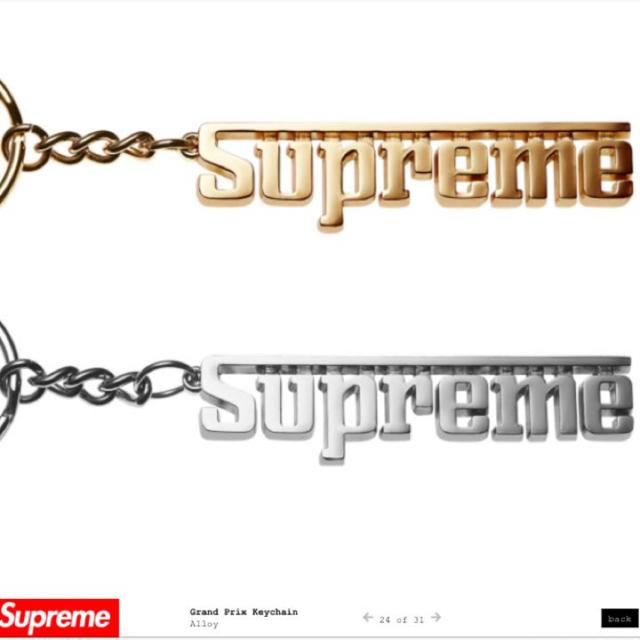 Supreme(シュプリーム)のsupreme メンズのファッション小物(キーホルダー)の商品写真