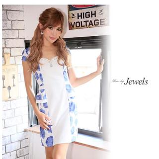 ジュエルズ(JEWELS)の未使用 jewels  ゆんころ着用 キャバ ドレス ジュエルズ(ナイトドレス)