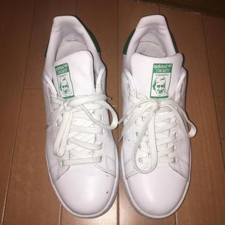 アディダス(adidas)のスタンスミス グリーン(スニーカー)