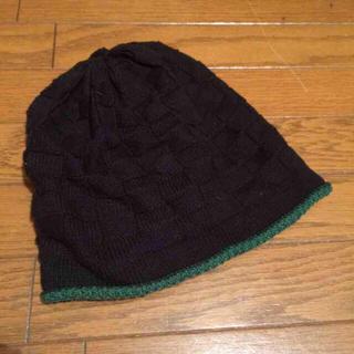レイジブルー(RAGEBLUE)のリバーシブルニット帽(ニット帽/ビーニー)