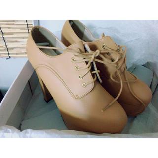 ユメテンボウ(夢展望)の靴(ブーティ)