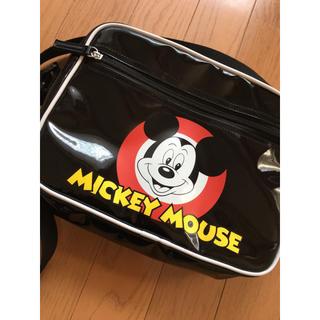 WEGO ミッキーマウス ショルダーバッグ