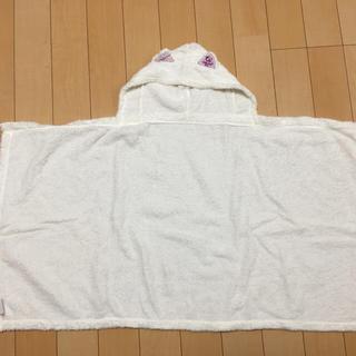 アナスイミニ(ANNA SUI mini)のアナスイミニ  フード付きタオル(その他)