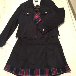 ヒロミチナカノ(HIROMICHI NAKANO)の【くみ様専用】女児 フォーマルスーツ(ヒロミチ ナカノ)(ドレス/フォーマル)