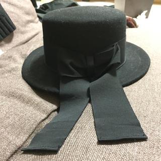 メタモルフォーゼタンドゥフィーユ(metamorphose temps de fille)のカンカン帽(ハット)