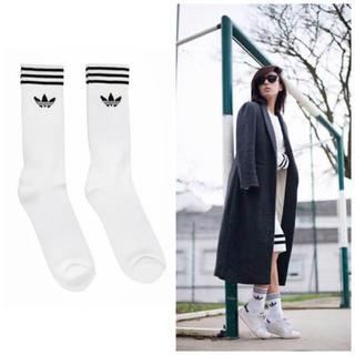 アディダス(adidas)の新品★adidas originalsロゴソックス(ソックス)