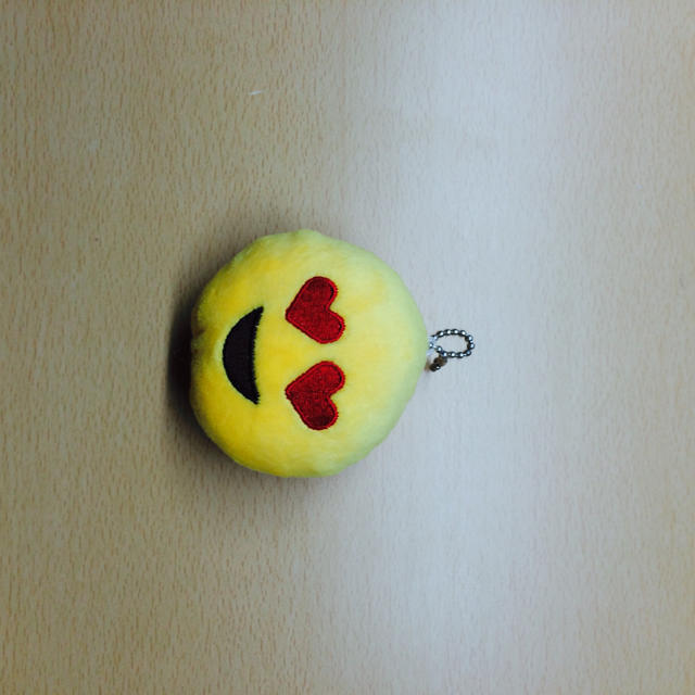 絵文字/emoji/キーホルダー レディースのファッション小物(キーホルダー)の商品写真
