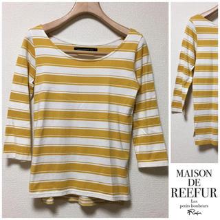 メゾンドリーファー(Maison de Reefur)のMAISON DE REEFUR▷ボーダートップス(Tシャツ(長袖/七分))