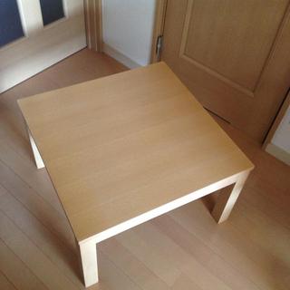 ムジルシリョウヒン(MUJI (無印良品))のこたつテーブル(その他)