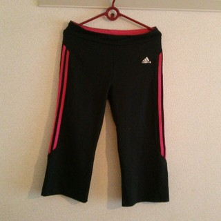 アディダス(adidas)のトレーニングパンツ(ハーフパンツ)