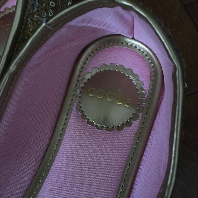 COCUE(コキュ)のコキュ レディースの靴/シューズ(ハイヒール/パンプス)の商品写真