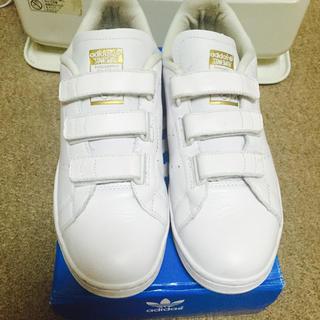 アディダス(adidas)の24.5 アディダススタンスミス CF(スニーカー)