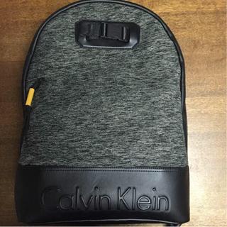 カルバンクライン(Calvin Klein)の新品タグ付❤️カルバンクライン リュック(バッグパック/リュック)