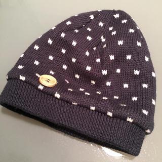 ムジルシリョウヒン(MUJI (無印良品))の無印♡ベビー ニット帽(帽子)