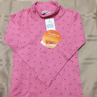 シマムラ(しまむら)のみけこ様 専用  110サイズ  子供 長袖 未使用 2枚(Tシャツ/カットソー)