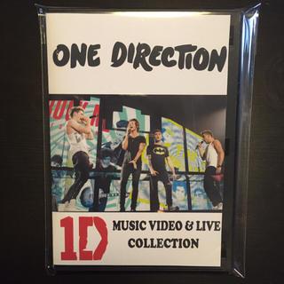 送料無料!ONE DIRECTIONベストPV&LIVE DVD!洋楽 MIX(ミュージック)
