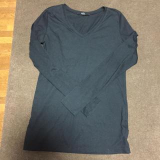 アズールバイマウジー(AZUL by moussy)のアズールロンT   Sサイズ(Tシャツ(長袖/七分))