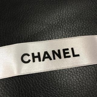 シャネル(CHANEL)の2.5m×2.5cm シャネル リボン(生地/糸)