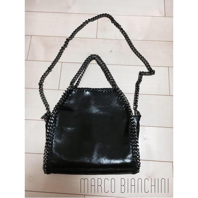 5bd10aa9d4cd ROSE BUD(ローズバッド)のMARCO BIANCHINI チェーンバッグ レディースのバッグ(ハンドバッグ