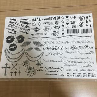 スピンズ(SPINNS)の【新品未使用】タトゥーシール(その他)