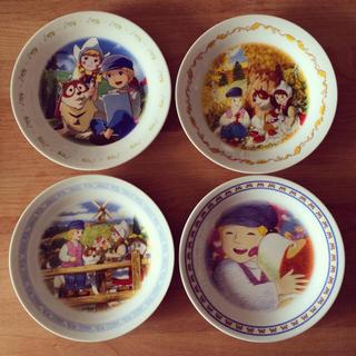 なあお様専用☆新品!フランダースの犬の絵皿8枚セット(食器)