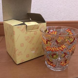 ヒステリックミニ(HYSTERIC MINI)のミニちゃんのグラス二個セット(グラス/カップ)