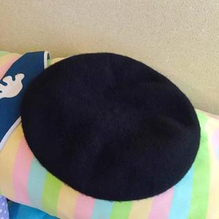 シマムラ(しまむら)のベレー帽.(ハンチング/ベレー帽)