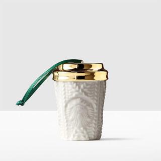 スターバックスコーヒー(Starbucks Coffee)のスターバックス クリスマスオーナメント 2016 ニット 北米 限定(ノベルティグッズ)
