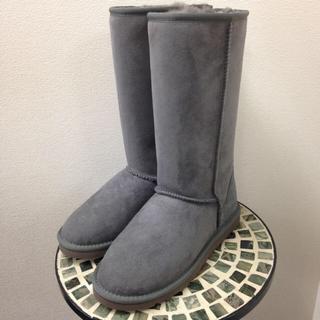 アグ(UGG)の新品 UGG アグ クラシックトール グレー US9 26cm(ブーツ)