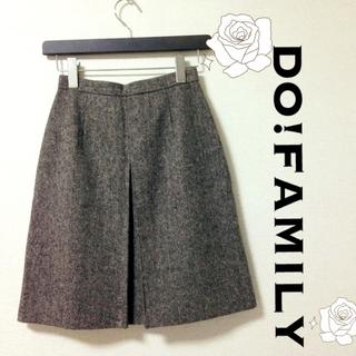 ドゥファミリー(DO!FAMILY)の大人のタイトスカート(ひざ丈スカート)