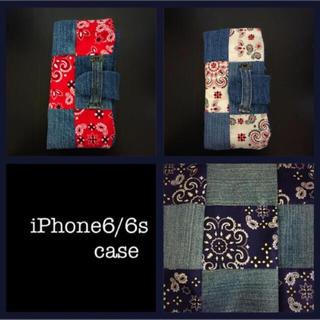 ハンドメイド iPhone ケース(スマホケース)