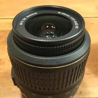 ニコン(Nikon)のNikon DX AF-S NIKKOR 18-55mm 1:3.5-5.6G(レンズ(ズーム))