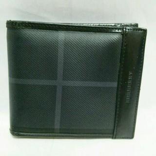 バーバリー(BURBERRY)のBURBERRY バーバリー メンズ 折り財布(折り財布)