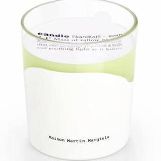 マルタンマルジェラ(Maison Martin Margiela)の定価8,400円 マルジェラキャンドル(キャンドル)