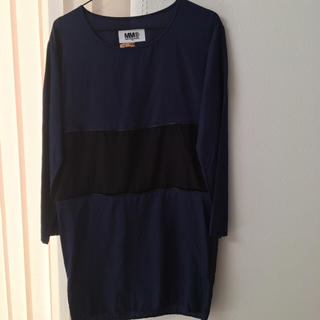 エムエムシックス(MM6)のMM6 トップス2パターン(Tシャツ(長袖/七分))