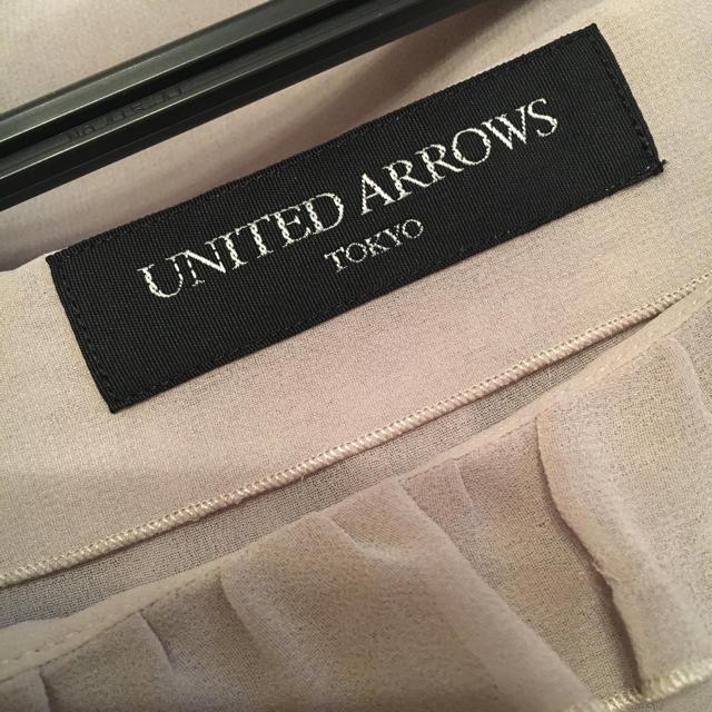 UNITED ARROWS(ユナイテッドアローズ)のユナイテッドアローズ♡シフォンブラウス レディースのトップス(シャツ/ブラウス(長袖/七分))の商品写真