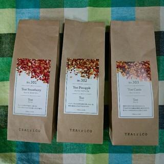 ねこ様専用ティートリコ(TEAtrico) 50g ストロベリー(茶)