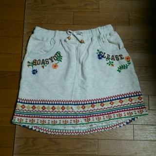 ラフ(rough)のrough スウェットミニスカート(ミニスカート)