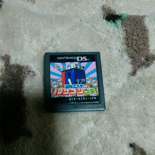 ニンテンドウ(任天堂)のDSカセット(携帯用ゲームソフト)