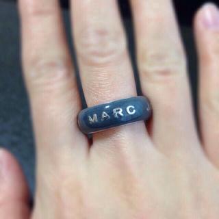 マークジェイコブス(MARC JACOBS)のMARC BY☆リング(リング(指輪))