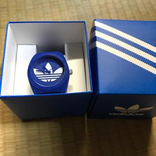 アディダス(adidas)のアディダス時計(ブルー)(腕時計(アナログ))