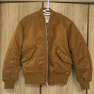 【ユニクロコーディネート術】MA-1ジャケットで …