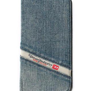 ディーゼル(DIESEL)のDIESEL ディーゼル 手帳型 デニム iPhone6 6sケース (iPhoneケース)