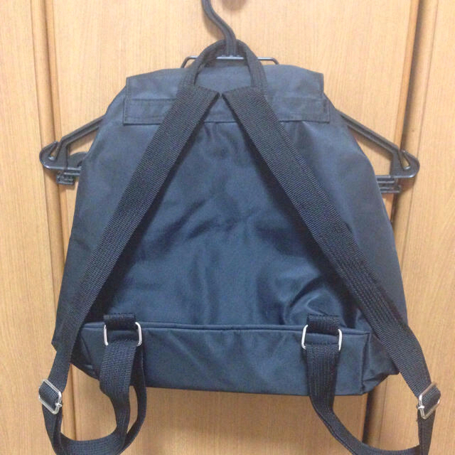 PRADA(プラダ)のPRADA リュック ブラック レディースのバッグ(リュック/バックパック)の商品写真