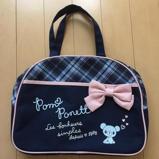 ポンポネット(pom ponette)のまおママ様専用!ポンポネット ミニボストンバッグ(その他)