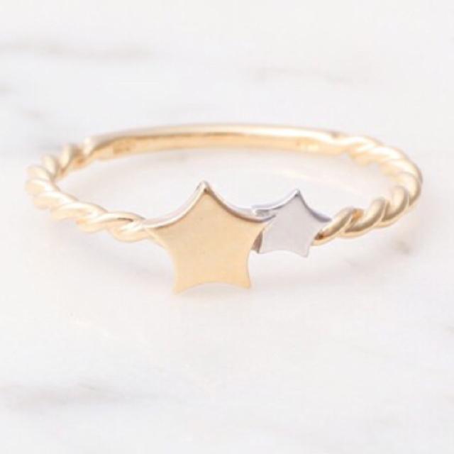 ete(エテ)の今日まで kokoa♡様 お取置き レディースのアクセサリー(リング(指輪))の商品写真