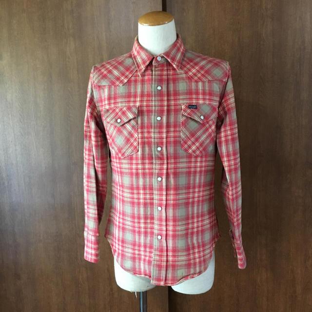 N.HOOLYWOOD(エヌハリウッド)のN.HOOLYWOOD ×WRANGLER ヘビーネルシャツ ミスターハリウッド メンズのトップス(シャツ)の商品写真