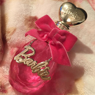 バービー(Barbie)の🎀Barbie♡バービー♡香水♡オードトワレ🎀(香水(女性用))