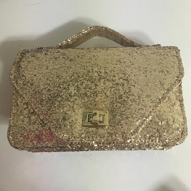 Ungrid(アングリッド)のungrid キラキラバッグ レディースのバッグ(ショルダーバッグ)の商品写真