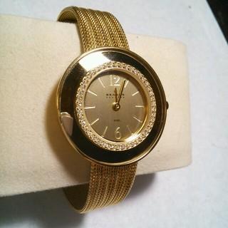 スカーゲン(SKAGEN)のSKAGEN Denmark 363SGG 正規品ゴールド(腕時計)